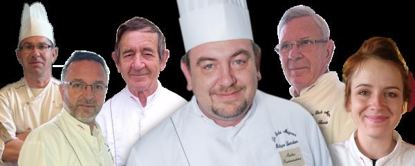 La famille de Philippe Lecordier restaurant le péché mignon Saint-Lô