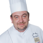 Philippe Lecordier chef du restaurant le péché mignon à Saint-Lô Maître restaurateur